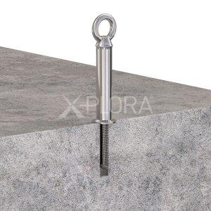 AP118 XPLORA Concrete Mount Anchor for fall arrest