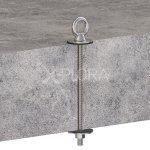 AP124 XPLORA Concrete Mount Anchor Fall Arrest