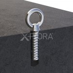 AP127.10 XPLORA Concrete Mount Anchor for fall arrest / rope access