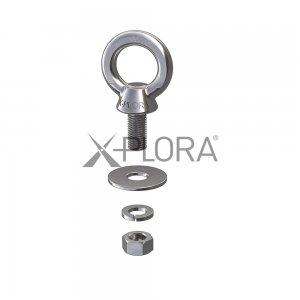 AP127.50 XPLORA Eyebolt Assembly for concrete mount anchor
