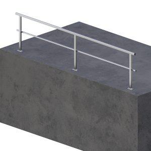 GW1 SENTRY Guardrail - Fall Protection