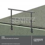 GW2 SENTRY Guardrail Fall Protection when working at height