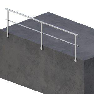 GW2 SENTRY Guardrail Fall Protection