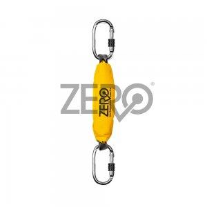 HR020 ZERO Energy Absorbing Lanyard with Karabiner for fall arrest