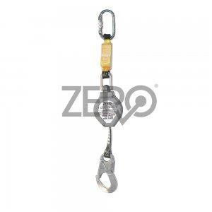 HR025 ZERO Retractable Webbing Lanyard for fall arrest