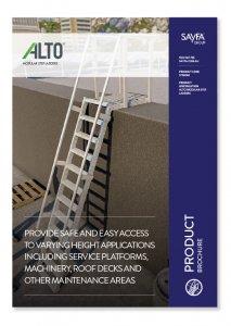 ALTO Modular Step Ladder Brochure by SAYFA