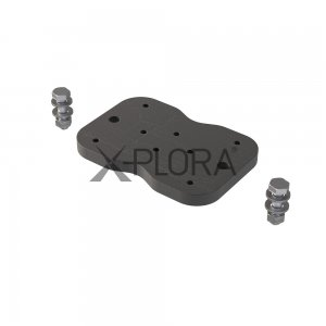 AP155 XPLORA Mega Post Adaptor Kit for raised fall arrest or rope access
