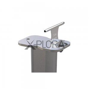 XPLORA Mega Post Mount Intermediate Kit