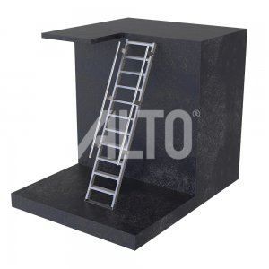 ST570M ALTO Modular Step Ladder for access to equipment