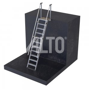 ST575M ALTO Modular Step Ladder for access to varying levels