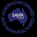 Sayfa Australian Made Logo